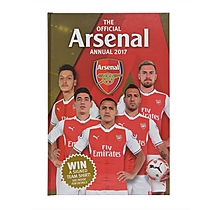 Arsenal Official 2017 Annual