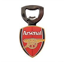 Arsenal PVC Bottle Opener Magnet