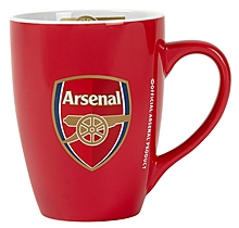 Arsenal Red Bistro Mug