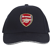 Arsenal Adult Navy Crest Cap