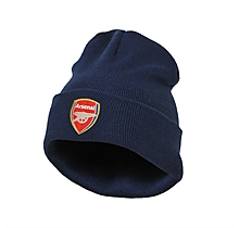 Arsenal Blue Beanie Hat