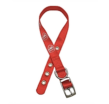 Arsenal Small / Medium Dog Collar