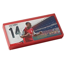 Arsenal Flipbook Legends Henry V Man Utd