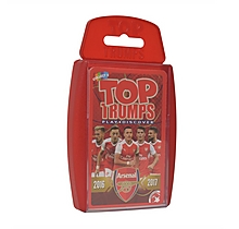 Arsenal Top Trumps 2016/17