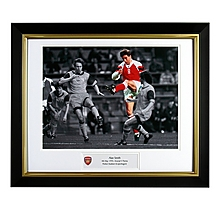 Alan Smith V Parma Framed Print