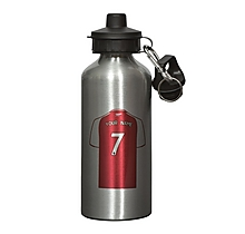 Personalised Number 7 Water Bottle