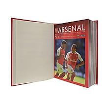 Arsenal 2015/16 Hardback Programme Boxset