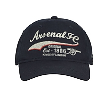 Arsenal Kids Script Cap