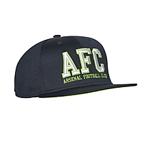 Arsenal Nylon Mesh Neon Cap