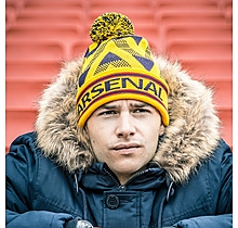 Arsenal Bruised Banana Beanie