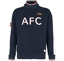Arsenal Anfield 1989 Zip Through Jacket