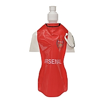 Arsenal Flat Water Bottle