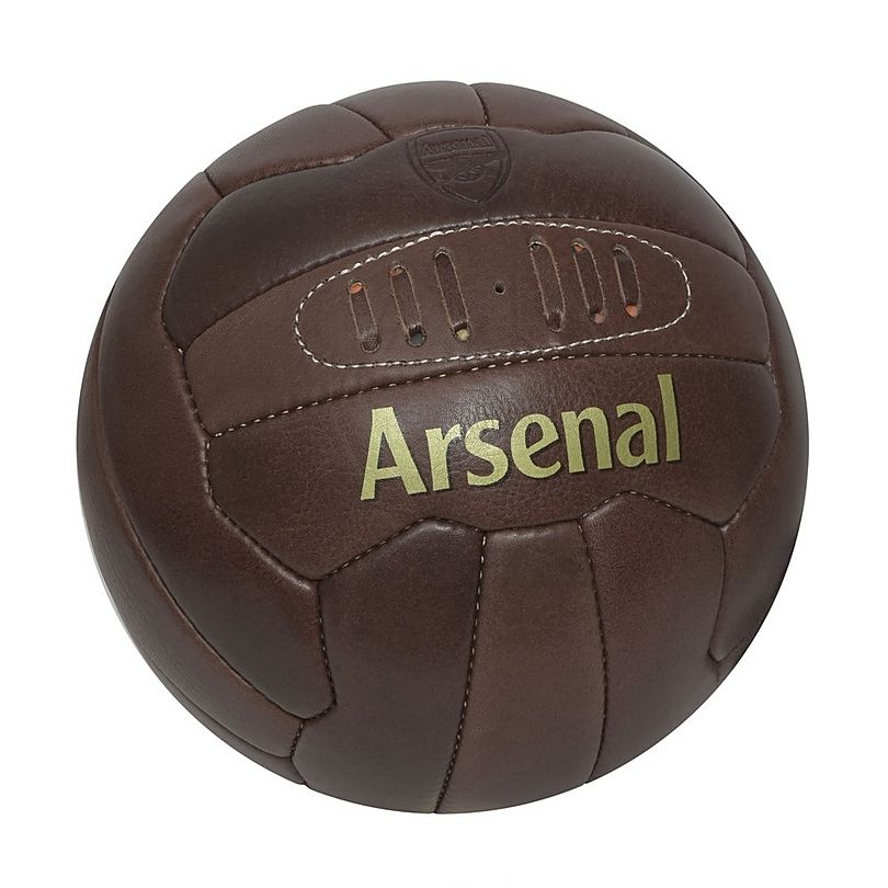 Sports Direct Arsenal Towel: Arsenal Retro Heritage Football