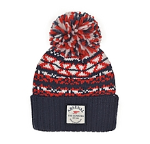 Arsenal Baby Fairisle Beanie