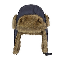 Arsenal Kids Fleece Lined Trapper Hat