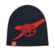 Arsenal Reversible Cannon Beanie