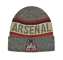 Arsenal Marl Text Beanie