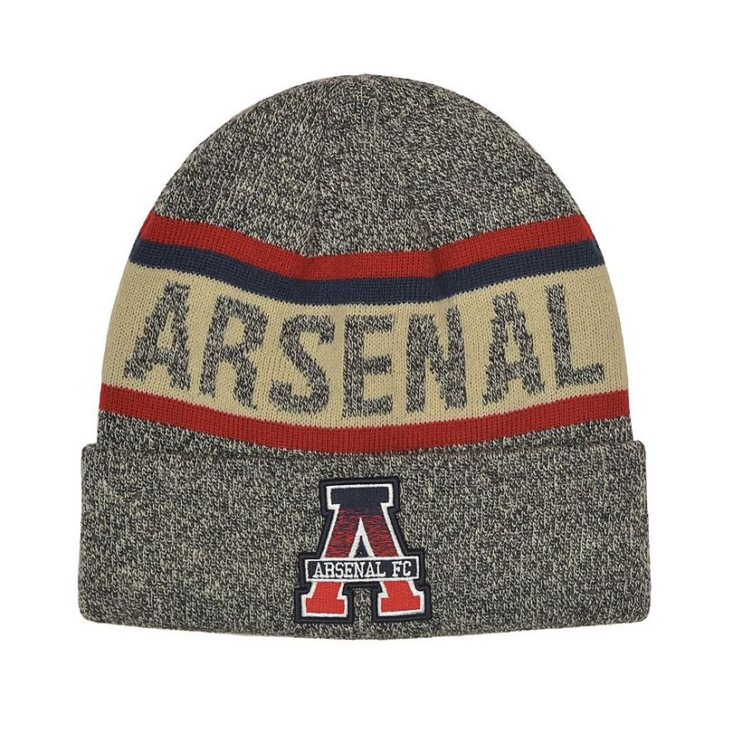 31ab4d010 Arsenal Marl Text Beanie