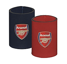 Arsenal 2pk Stubby Holders