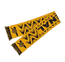 Arsenal Bruised Banana Scarf