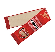 Arsenal  Fairisle Borg Fleece Scarf