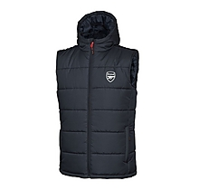 Arsenal Hooded Gilet