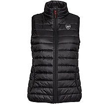 Arsenal Womens Padded Gilet