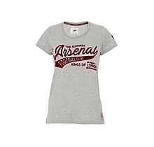 Arsenal Womens Since 1886 Print T-Shirt