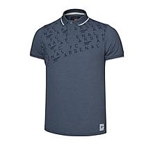Arsenal Since 1886 Text Polo Shirt