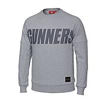 Arsenal Gunners Print Sweatshirt