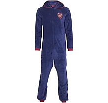 Arsenal Fleece All-In-One Pyjamas