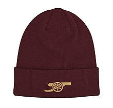 Arsenal Chilli Pepper Cannon Beanie Hat