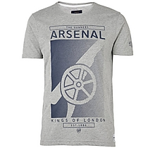 Arsenal Since 1886 Cannon Graphic T-Shirt