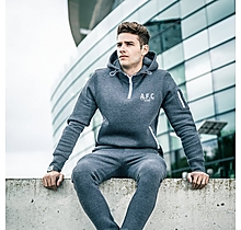 Arsenal Since 1886 1/4 Zip Sweatshirt