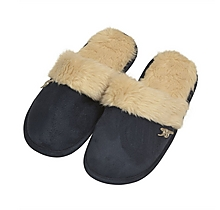Arsenal Womens Cuff Mule Slippers