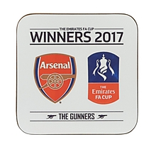 Arsenal 2017 Emirates FA Cup Winners Single Coaster