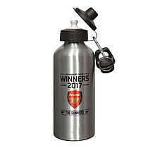 Arsenal 2017 Emirates FA Cup Winners Water Bottle