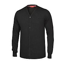Arsenal Grey Cotton Cardigan