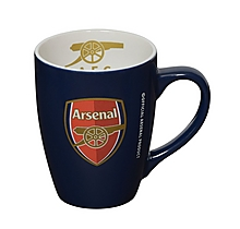 Arsenal Navy Bistro Mug