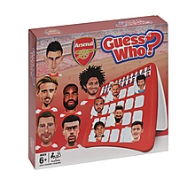 Arsenal Guess Who Game