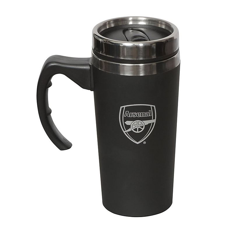 Arsenal Travel Mug With Handle Official Online Store