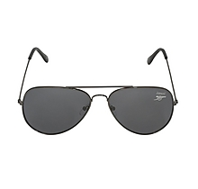 Arsenal Gunmetal Aviator Style Sunglasses
