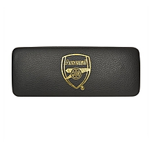 Arsenal Black Glasses Case