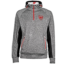 Arsenal Leisure 1/4 Zip Hoody