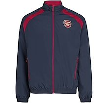 Arsenal Leisure Mesh Panel Jacket