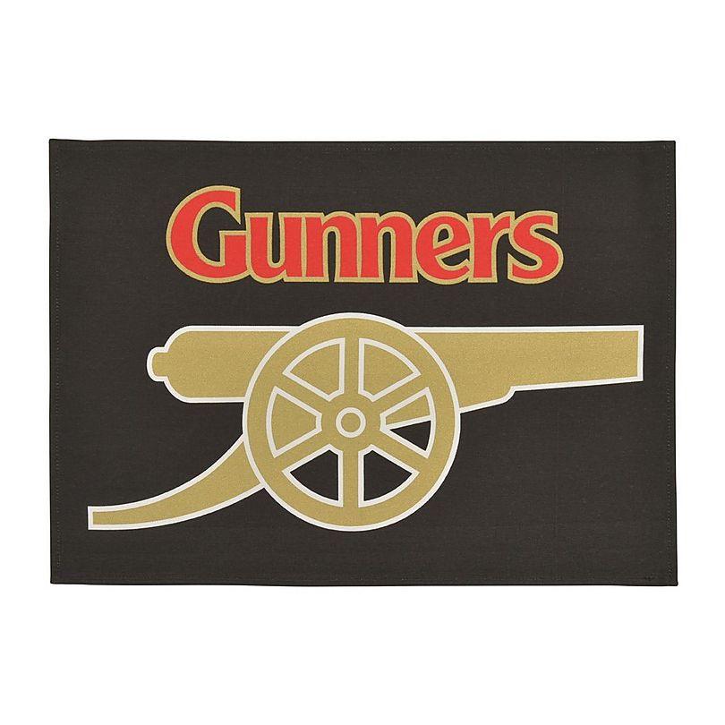 Sports Direct Arsenal Towel: Arsenal 3 Pack Tea Towel Set