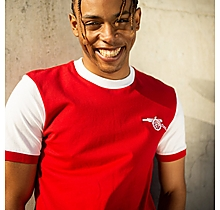 Arsenal 70-72 Short Sleeve Home Shirt