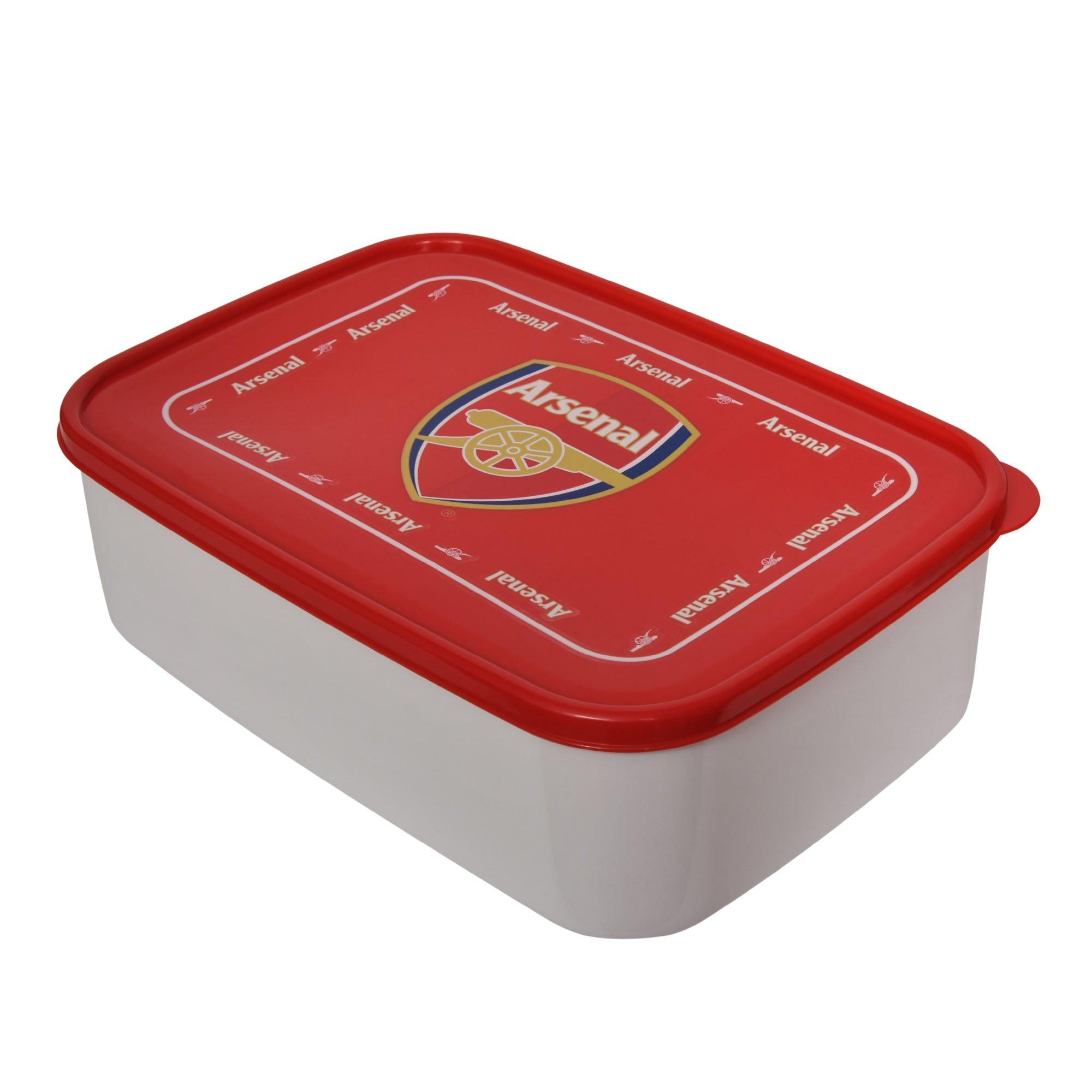 Arsenal Lunch Box  sc 1 st  Arsenal Direct & Arsenal Lunch Box | Official Online Store Aboutintivar.Com