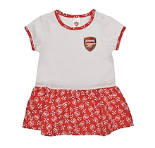 Arsenal Baby Crest Dress