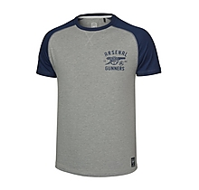 Arsenal Cannon Raglan T-Shirt